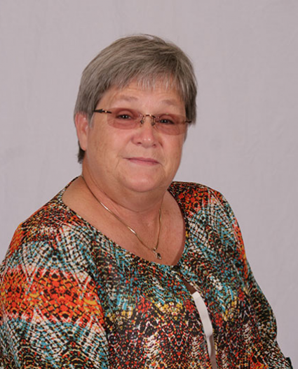 Shirley Wilkerson – Info Systems Specialist I